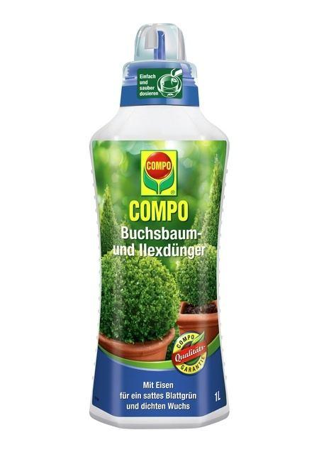 Compo COMPO Buchsbaum- und Ilexdünger 1 l