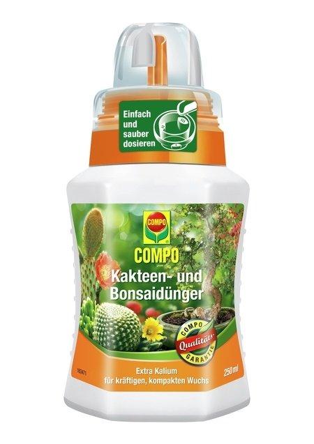 COMPO COMPO Kakteen- und Bonsaidünger 250ml