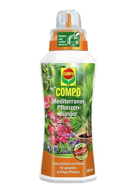 Compo COMPO Mediterraner Pflanzendünger 500 ml