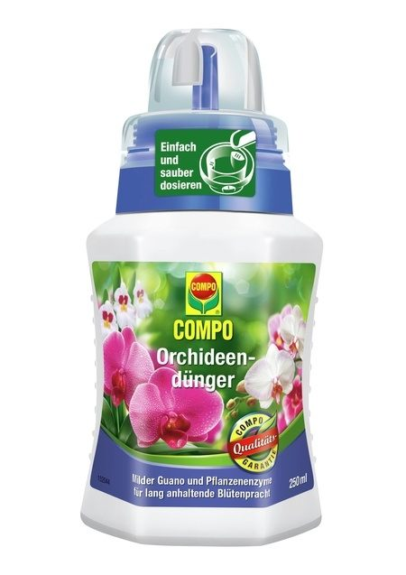 Compo COMPO Orchideendünger 250 ml