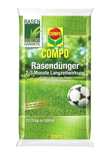 Compo COMPO Rasendünger mit Langzeitwirkung Aktion
