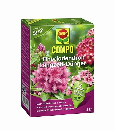 COMPO COMPO Rhododendron Langzeit-Dünger 2 kg