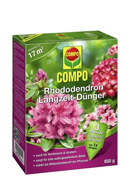 COMPO COMPO Rhododendron Langzeit-Dünger 850 g
