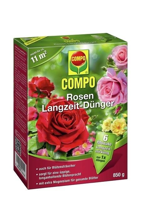 COMPO COMPO Rosen Langzeit-Dünger 850 g