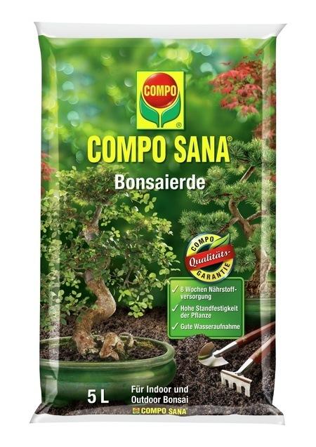 Compo COMPO SANA® Bonsaierde 5 L