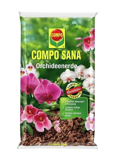 Compo COMPO SANA® Orchideenerde 10 L
