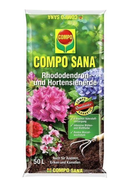 Compo COMPO SANA® Rhododendron- und Hortensienerde 50 L