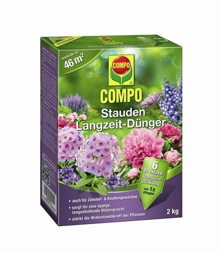 Compo COMPO Stauden Langzeit-Dünger 2 kg