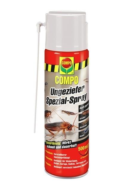 Compo COMPO Ungeziefer Spezial-Spray 500 ml