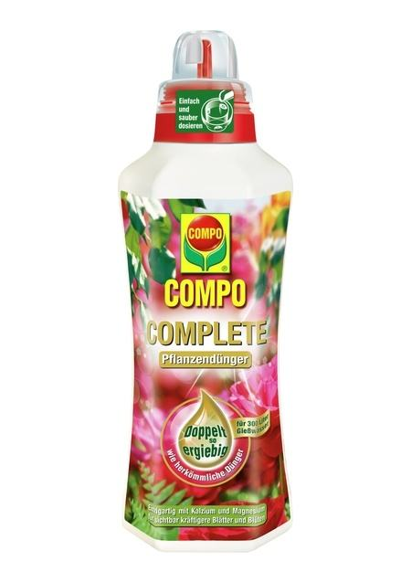 Compo COMPOCOMPLETE Pflanzendünger 1 l
