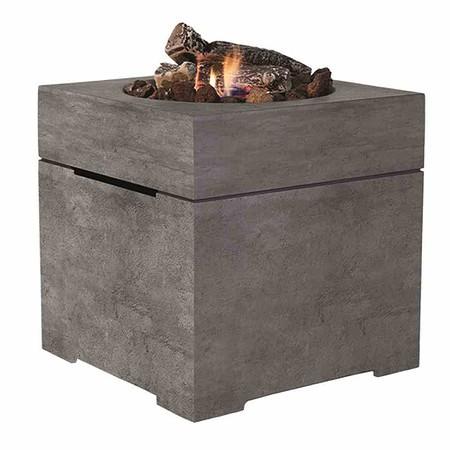 COSI Cosiconcrete grey, Feuerstelle Magnesium Oxid