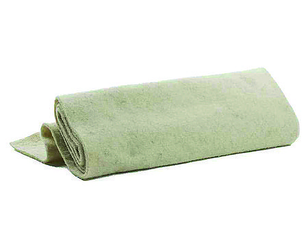 Daemwool Winterschutzmatte aus 100% Schafwolle, hell