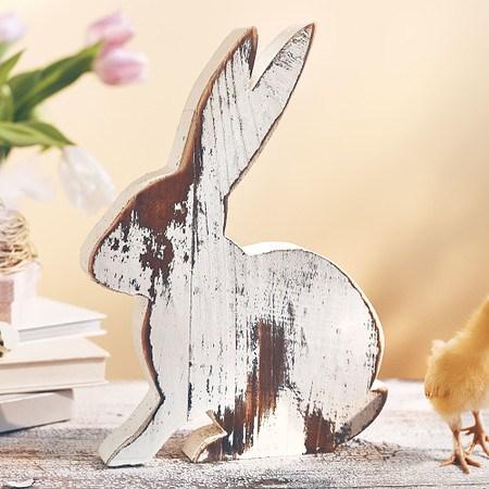 Deko-Figur Shabby Rabbit