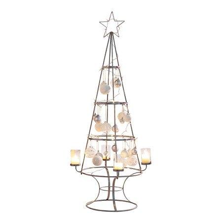 Deko-Objekt Weihnachtsbaum groß