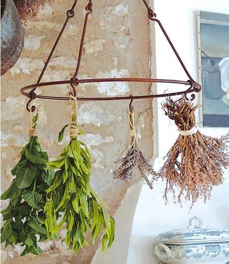 Esschert Design Blumen- und Gewürztrockner 35 cm ø,1 St.