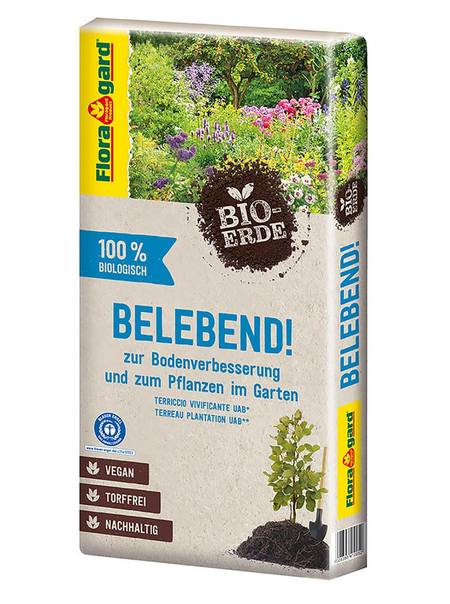 Floragard Bio-Erde Belebend torffrei 1x60L