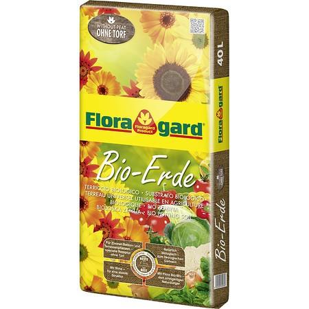Floragard Bio Erde ohne Torf