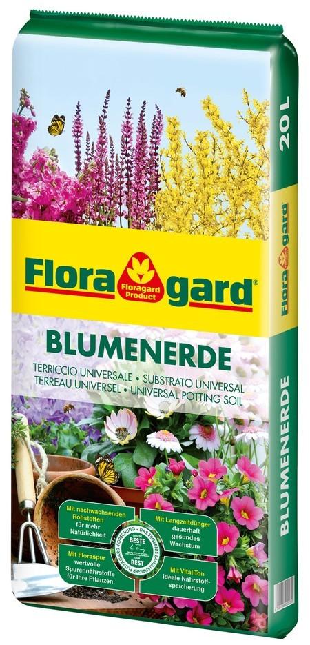 Floragard Blumenerde 1X20L