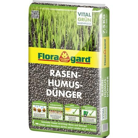 Floragard Rasen Humus Dünger