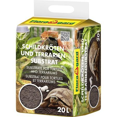 Floragard Schildkröten- und Terrariensubstrat