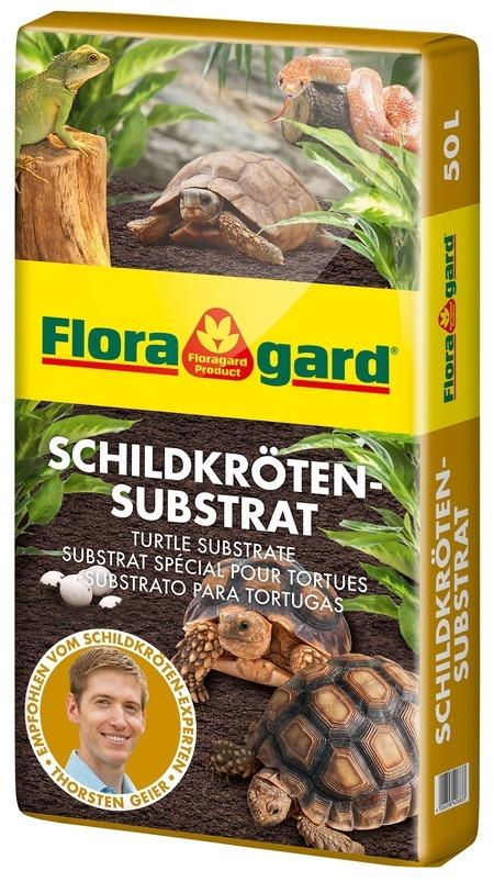 Floragard Schildkrötensubstrat 1 x 50L