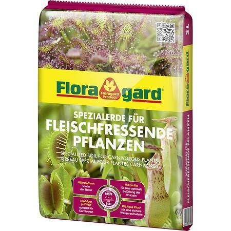 Floragard Spezialerde für fleischfressende Pflanzen