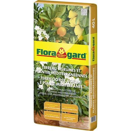 Floragard Zitrus- und Mediterranpflanzenerde