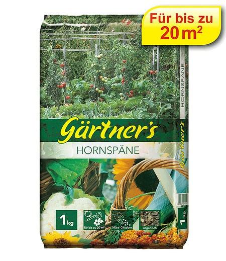 Gärtner's Gärtner's Hornspäne,1 kg