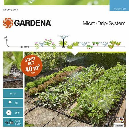 GARDENA MDS Start-Set Pflanzflächen, Pflanzflächen