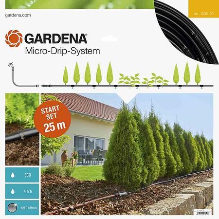 GARDENA MDS Start-Set Pflanzreihen M