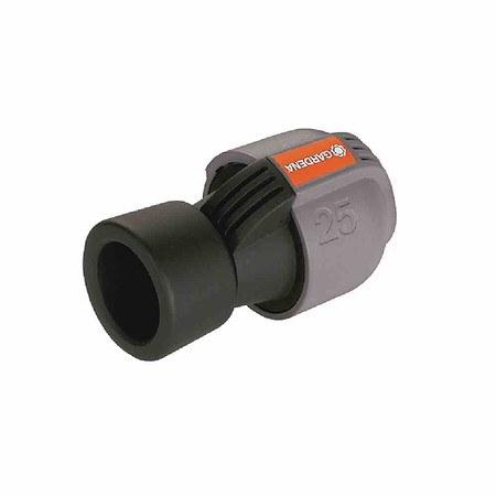 """GARDENA Sprinkler-System Verbinder, Innengewinde 25mm(1""""), 25mm, Quick&Eas"""