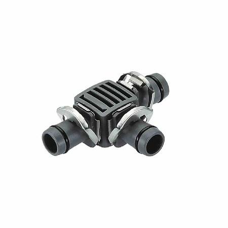 "GARDENA T-Stück 13mm (½""), ""Micro-Drip-System"", Quick&EASY, 2 Stück"