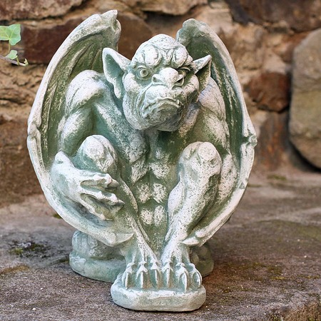 Gargoyle, kleiner Torwächter