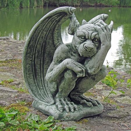 Gargoyle, Torwächter