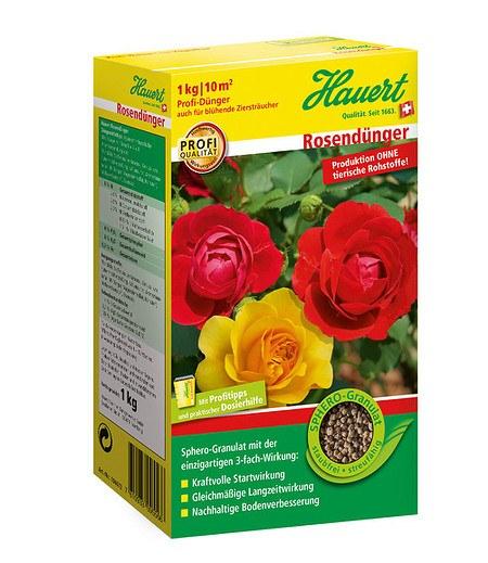 Hauert Hauert Rosendünger,1 kg
