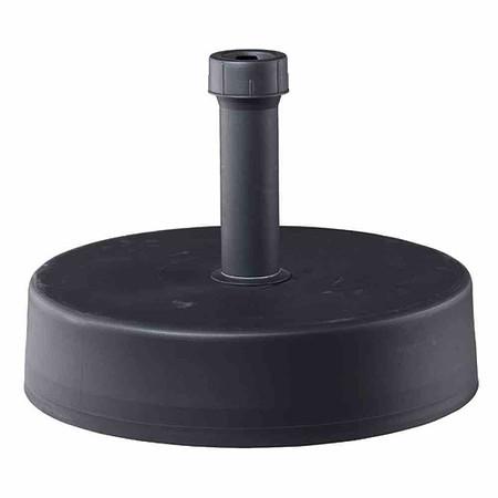 HELCOSOL Betonständer 40 kg, anthrazit, Kunststoffrohr 21-54 mm