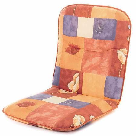 H.G. Classic Auflage zu Sessel niedrig, Dessin 17005-3, 52% Polyester / 48%
