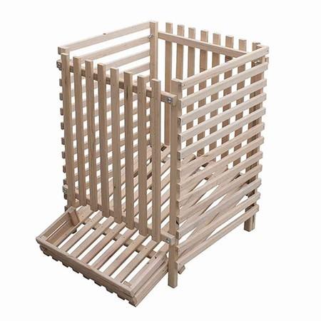 H.G Kartoffelkiste Holz 50 kgBuche, unmontiert