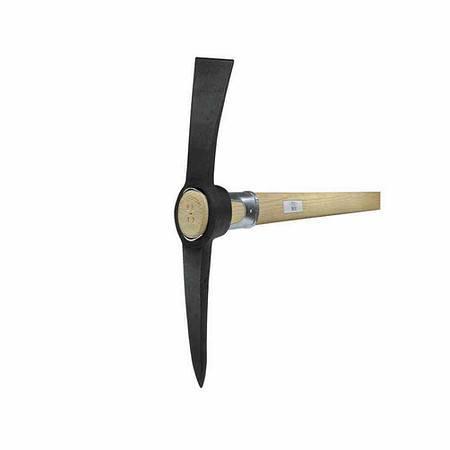IDEAL Kreuzhacke 1,5kg schwarz Hülse, 95cm Buchenstiel