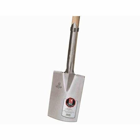 IDEAL Rode- und Baumschulspaten Hickory mit T-Stiel, Gr 2 85cm