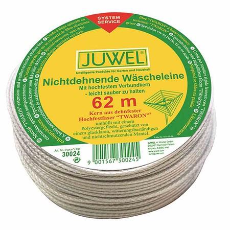 JUWEL Wäscheleine Twaron 62 Meter
