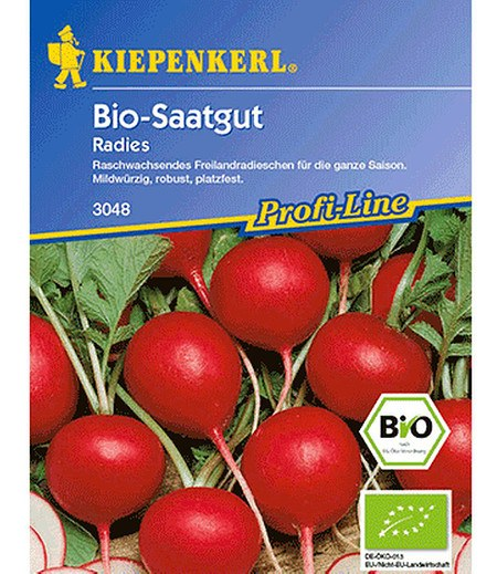 Kiepenkerl BIO-Radies,1 Portion
