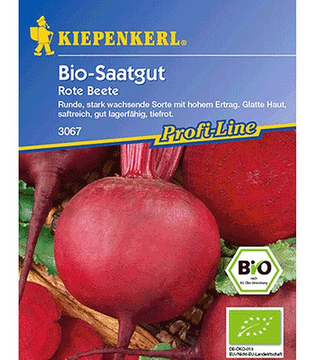 Kiepenkerl BIO-Rote Beete,1 Portion