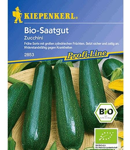 Kiepenkerl BIO-Zucchini, grün,1 Portion