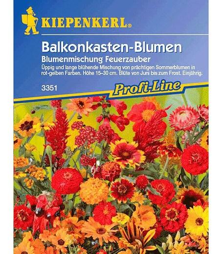 "Kiepenkerl Blumen-Mix ""Feuerzauber"",1 Portion"