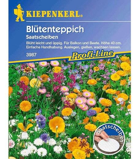 Kiepenkerl Duft-Blütenteppich,5 Saatscheiben