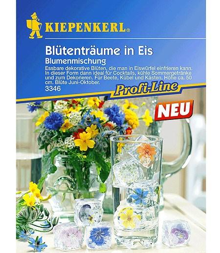 Kiepenkerl Eiswürfel-Blumen,1 Portion