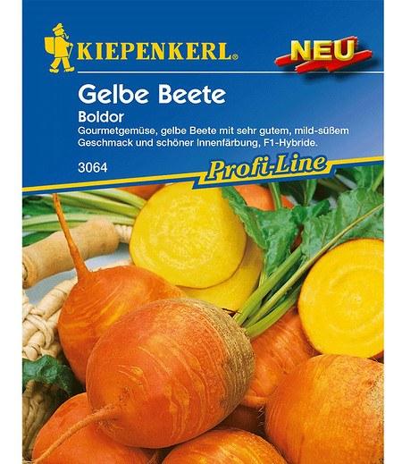 Kiepenkerl Gelbe 'Rote' Beete Boldor F1,1 Portion