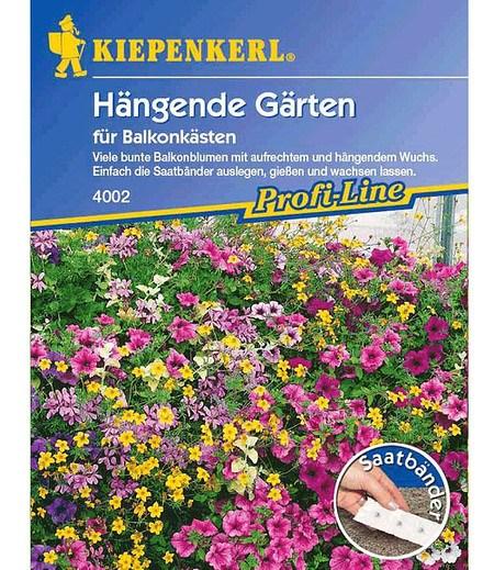 Kiepenkerl Hängende Gärten Saatband,5 Meter