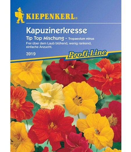 Kiepenkerl Kapuzinerkresse 'Tip Top Mix',1 Portion